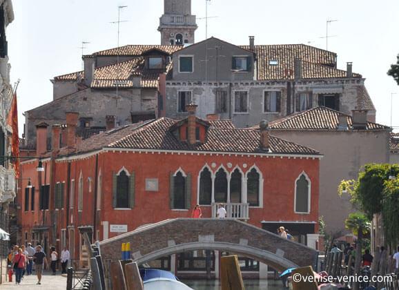 Premier pas à Venise