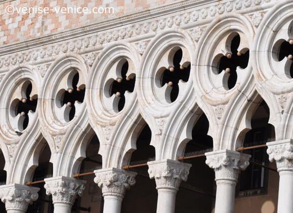 La ducale , inspiration du monogramme Vuitton ?