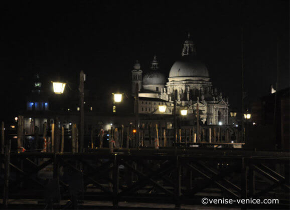 La basilique santa maria della salute à Venise