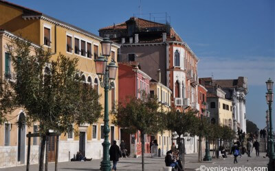 Zattere, un endroit méconnu et reposant à visiter à Venise