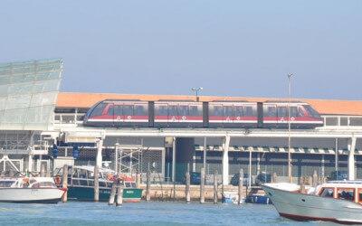 People Mover, la navette qui vous transporte à Venise en 2 mn