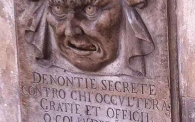 Bocca della verità,les dénonciations secrètes de la sérenissime
