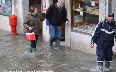 C'est quoi l'Acqua Alta? Où visiter Venise les pieds dans l'eau