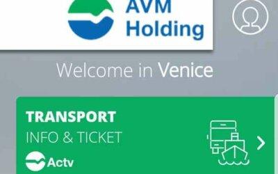 Une application pour se déplacer en Vaporetto à Venise
