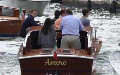 Transport en bateau à Venise, Gondole, Vaporetto, Motorscafi