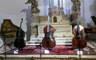 Visite gratuite à Venise, le museo della musica