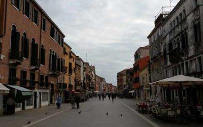La via Garibaldi , l'authentique rue vénitienne